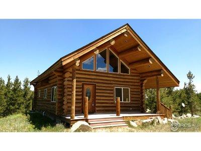 Red Feather Lakes Single Family Home For Sale: 72 Koyukon Way