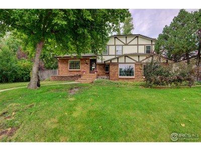 Denver Single Family Home For Sale: 6698 W Kenyon Ave