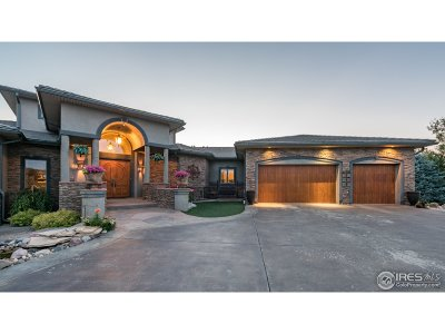 Loveland Single Family Home For Sale: 3350 Paddy Ln