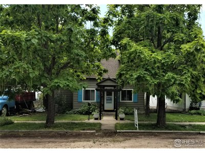 Single Family Home For Sale: 505 State St