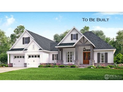 Berthoud Single Family Home For Sale