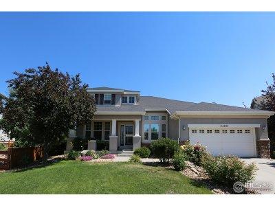 Broomfield Single Family Home For Sale: 4423 Snowcap Ln