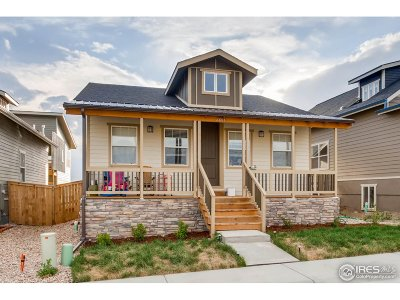 Berthoud Single Family Home For Sale: 2837 Urban Pl
