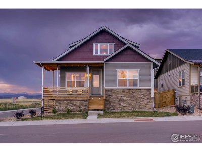 Berthoud Single Family Home For Sale: 2801 Urban Pl