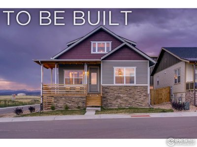 Berthoud Single Family Home For Sale: 2971 Urban Pl