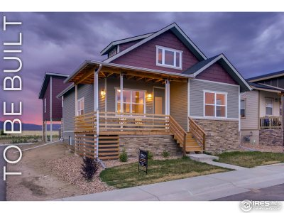Berthoud Single Family Home For Sale: 2825 Urban Pl