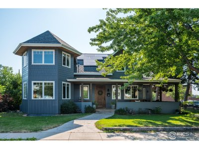 Louisville Single Family Home For Sale: 801 Walnut St