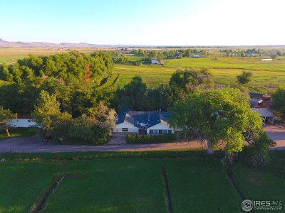 Single Family Home For Sale: 4328 N County Road 19