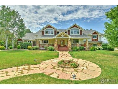 Niwot Single Family Home For Sale: 7105 Quiet Retreat Ct