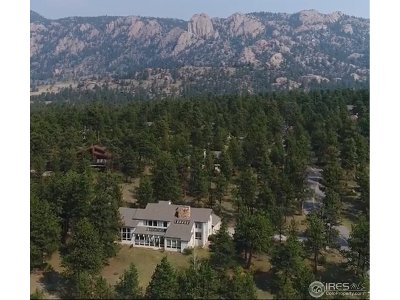Estes Park Single Family Home For Sale: 801 Black Canyon Dr