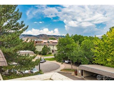 Boulder CO Condo/Townhouse For Sale: $285,000