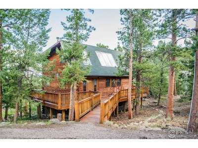 Estes Park Single Family Home For Sale: 1795 Moon Trailway