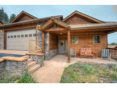 Estes Park Single Family Home For Sale: 1431 Sierra Sage Ln