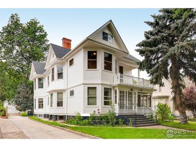 Longmont Single Family Home For Sale: 317 Bross St