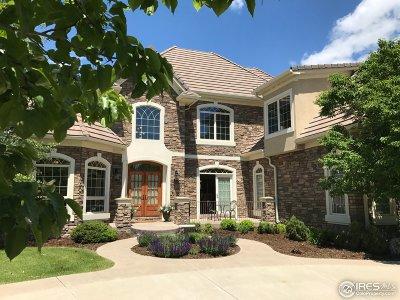 Longmont Single Family Home For Sale: 3904 Glenn Eyre Dr