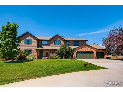 Longmont Single Family Home For Sale: 7557 Rodeo Dr