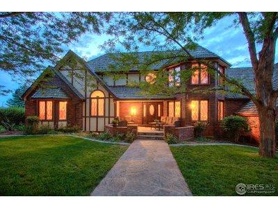 Loveland Single Family Home For Sale: 903 Heron Dr