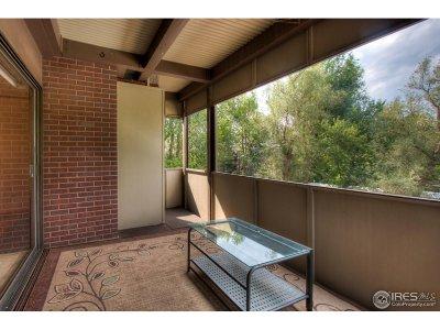 Boulder Condo/Townhouse For Sale: 2227 Canyon Blvd #352B