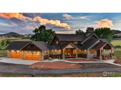 Loveland Single Family Home For Sale: 8150 Open View Pl