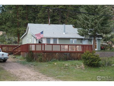 Red Feather Lakes Single Family Home For Sale: 475 County Road 67j