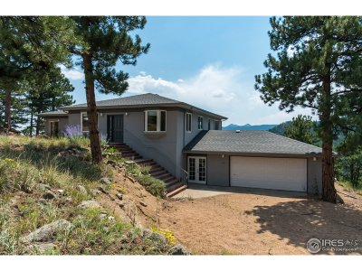 Boulder Single Family Home For Sale: 401 Camino Bosque