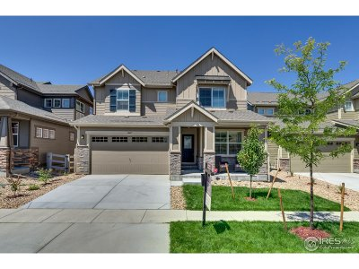 Broomfield Single Family Home For Sale: 16677 Compass Way