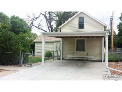 Sterling Single Family Home For Sale: 807 S 2nd Ave