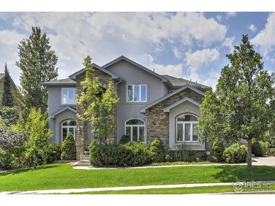 Broomfield Single Family Home For Sale: 1559 Redwing Ln