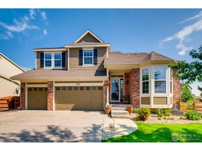 Broomfield Single Family Home For Sale: 4915 Sage Brush Dr