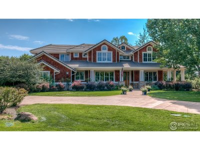 Niwot Single Family Home For Sale: 7364 Erin Ct