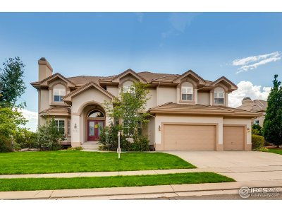 Broomfield Single Family Home For Sale: 5444 Stoneybrook Dr