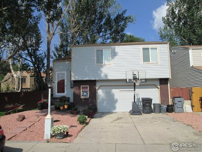 Longmont Single Family Home For Sale: 1160 Longdon St