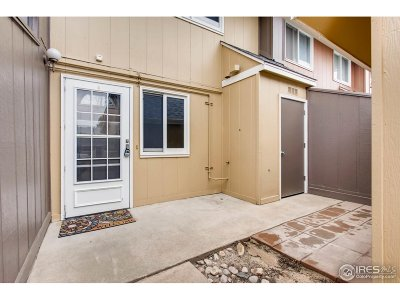 Fort Collins Condo/Townhouse For Sale