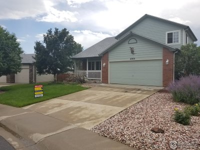 Loveland Single Family Home For Sale: 4005 Florence Dr