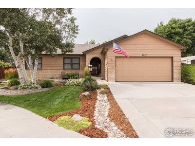Loveland Single Family Home For Sale: 4357 Brookstone Ct