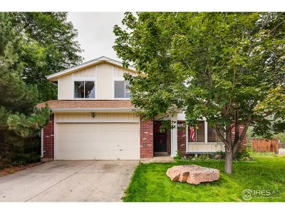 Boulder Single Family Home For Sale: 4259 Sumac Ct