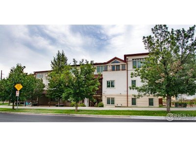 Boulder Condo/Townhouse For Sale: 2800 Aurora Ave #122