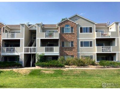 Boulder Condo/Townhouse For Sale: 2850 Aurora Ave #308