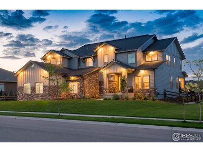 Fort Collins Single Family Home For Sale: 2938 Sunset View Dr