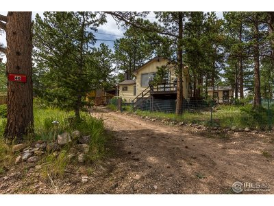 Red Feather Lakes Single Family Home For Sale: 46 Pine Nut Ln