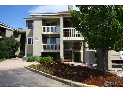 Boulder CO Condo/Townhouse For Sale: $272,900