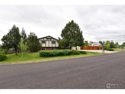 Larimer County Single Family Home For Sale: 3906 Joni Ln