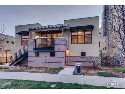 Boulder Single Family Home For Sale: 1350 Rosewood Ave #A