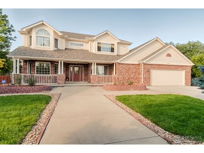 Longmont Single Family Home For Sale: 2163 Sand Dollar Cir