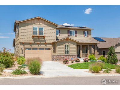 Arvada Single Family Home For Sale: 15739 W 95th Pl