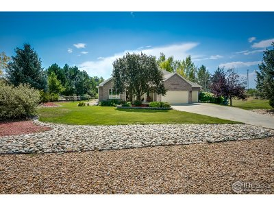 Longmont Single Family Home For Sale: 2130 Meadow Vale Rd