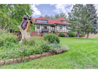 Boulder CO Condo/Townhouse For Sale: $255,000