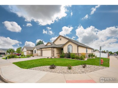 Greeley CO Single Family Home For Sale: $338,900