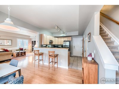 Boulder Condo/Townhouse For Sale: 3284 Foundry Pl