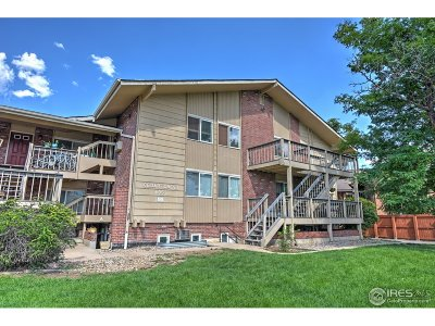 Boulder Condo/Townhouse For Sale: 4955 Moorhead Ave #15